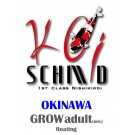 OKINAWA Grow Adult floating Futtermix 5mm 10KG